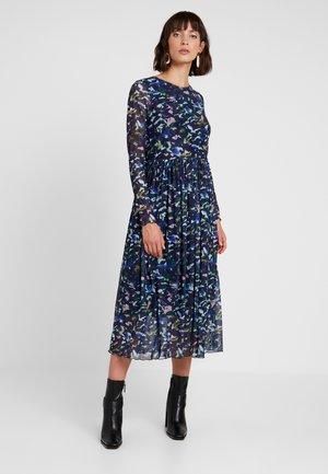 NUFREJA DRESS - Vestido informal - dark saphire
