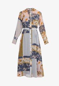 Nümph - NUMEHRI - Vestido camisero - ombre blue - 4