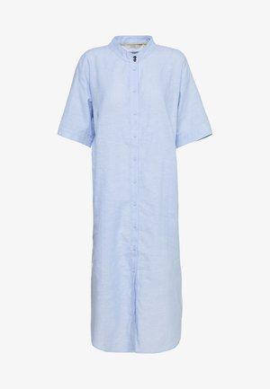 NUBOHEME DRESS - Košilové šaty - light blue