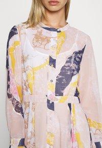 Nümph - KYNDALL DRESS - Shirt dress - multi coloured - 5