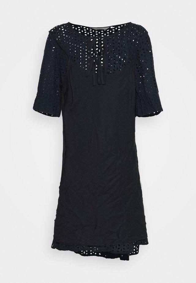 ALZBET DRESS - Korte jurk - sapphire