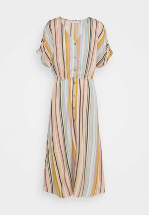 LALANGE DRESS - Shirt dress - multi-coloured