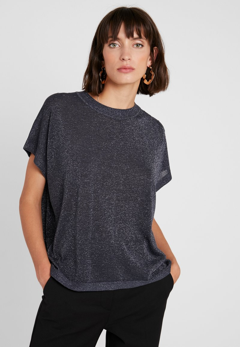 Nümph - NUMEABH DARLENE - T-shirts med print - ombre blue