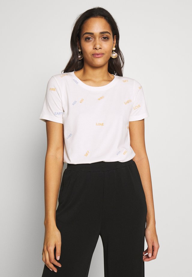 NUCUPERTINO - T-shirt print - pristine