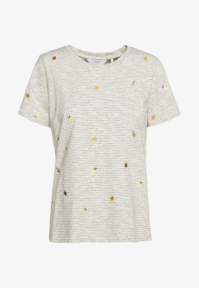 NUBREALYN  - Print T-shirt - multi-coloured