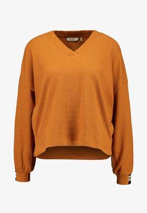 NUMCKAYLA - Long sleeved top - sudan brown