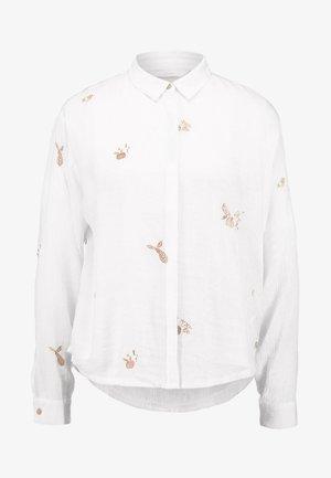NUMETHAVEN SHIRT - Košile - pristine