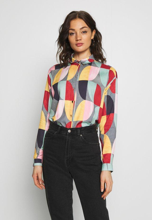 NUABBIGAIL  - Skjorta - multi colour