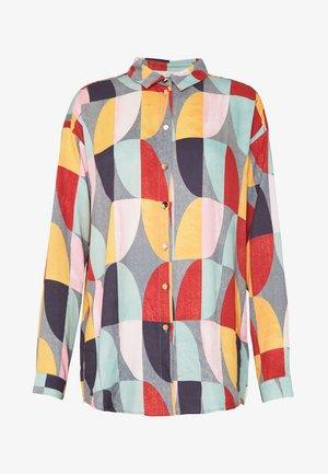 NUABBIGAIL  - Button-down blouse - multi colour