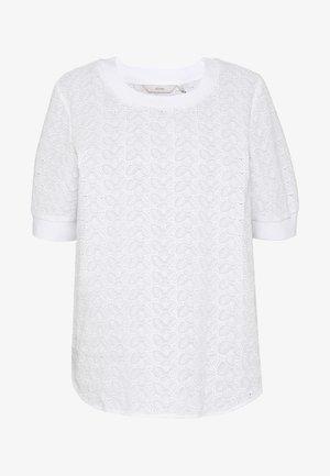 NUAVARIE BLOUSE - Blouse - bright white