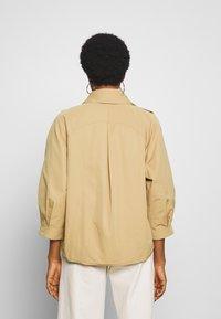 Nümph - NUAVALYN JACKET - Summer jacket - tannin - 2