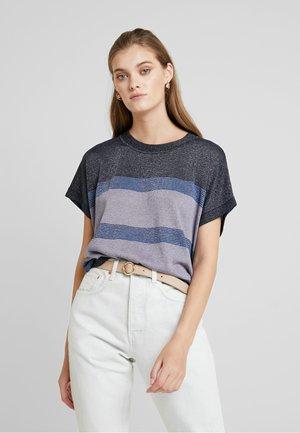 NEW DARLENE - Print T-shirt - dark sapphire