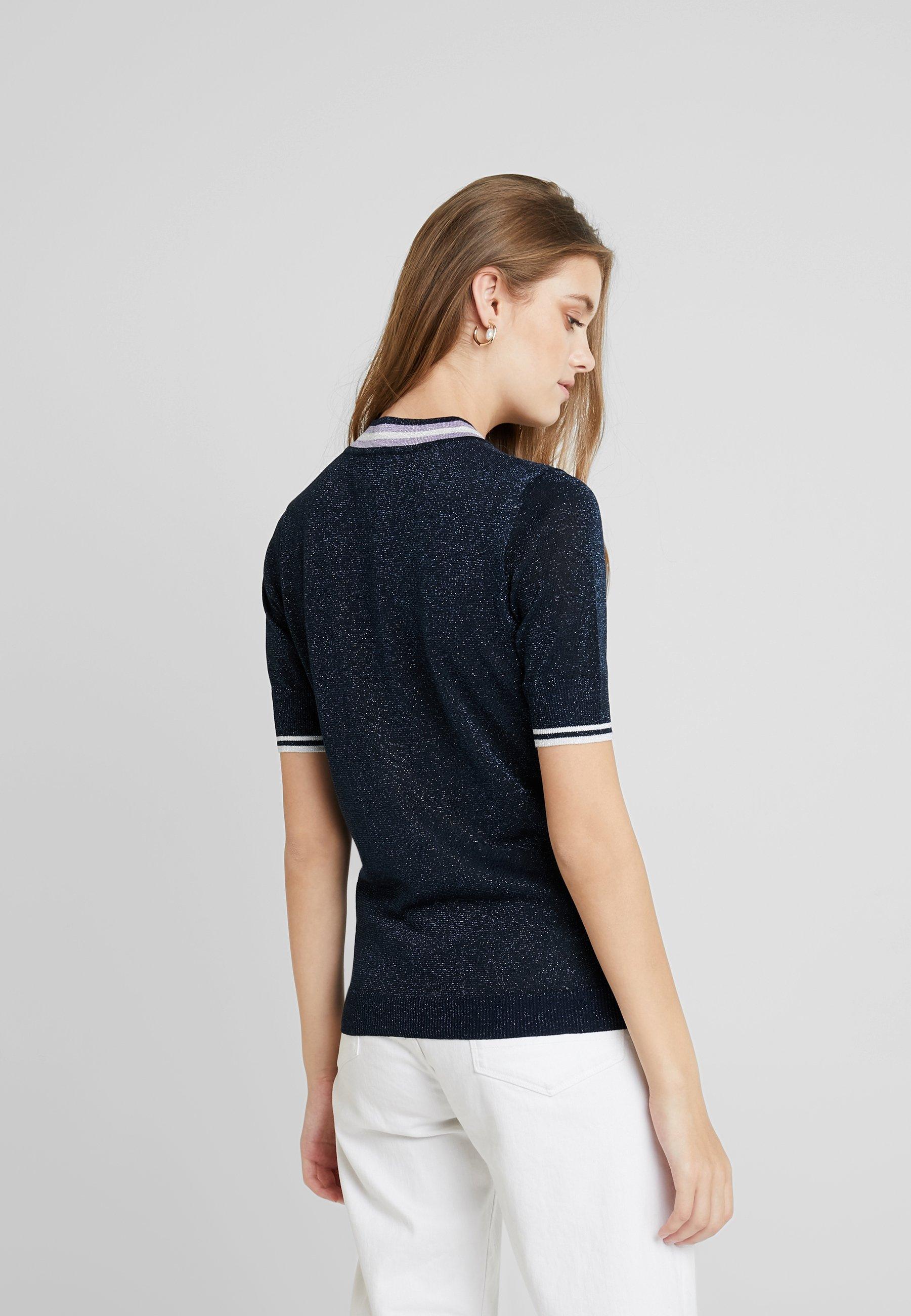 Dark shirt LinneaT Imprimé Sapphire Nümph lcKFJ3T1