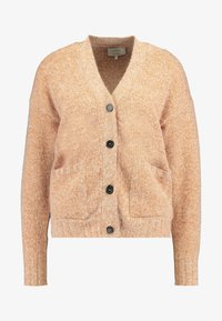 Nümph - NUMERILYN CARDIGAN - Cardigan - sudan brown - 3