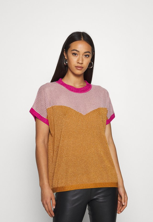 DARLENE   - T-shirt z nadrukiem - multi coloured