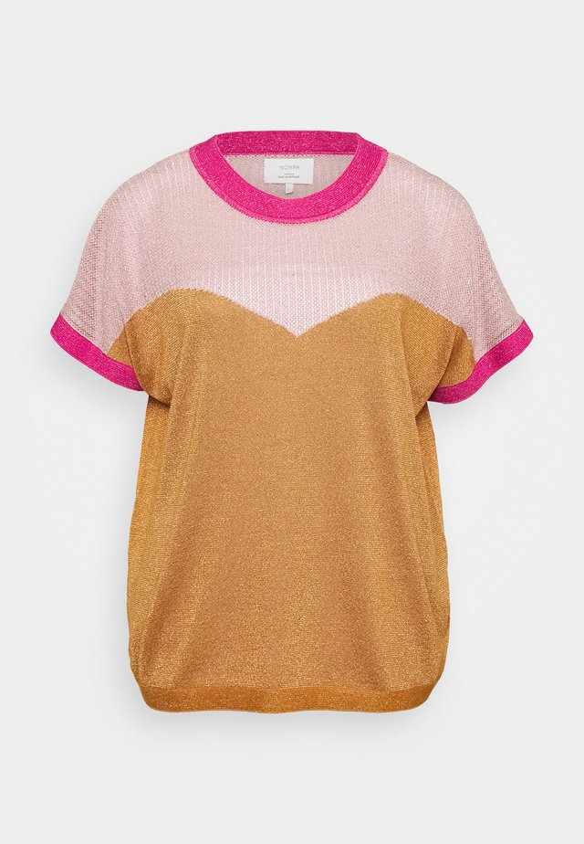 DARLENE   - T-shirt med print - multi coloured