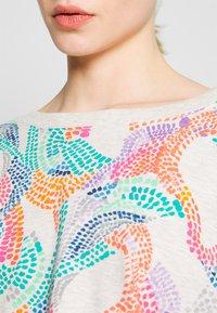 Nümph - NUBRIGHED BLOUSE - Sweatshirt - pristine - 4