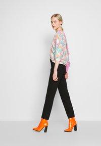 Nümph - NUBRIGHED BLOUSE - Sweatshirt - pristine - 1