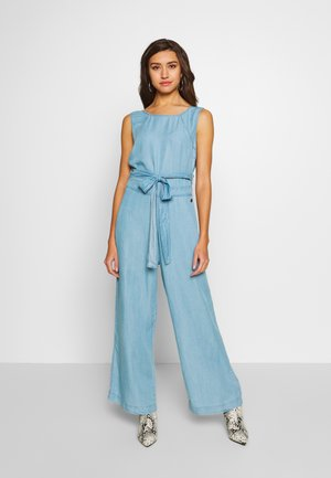 NUANNA - Tuta jumpsuit - denim