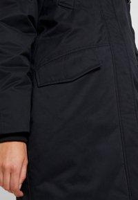 Nümph - NEW MORGAN JACKET - Zimní bunda - caviar - 5