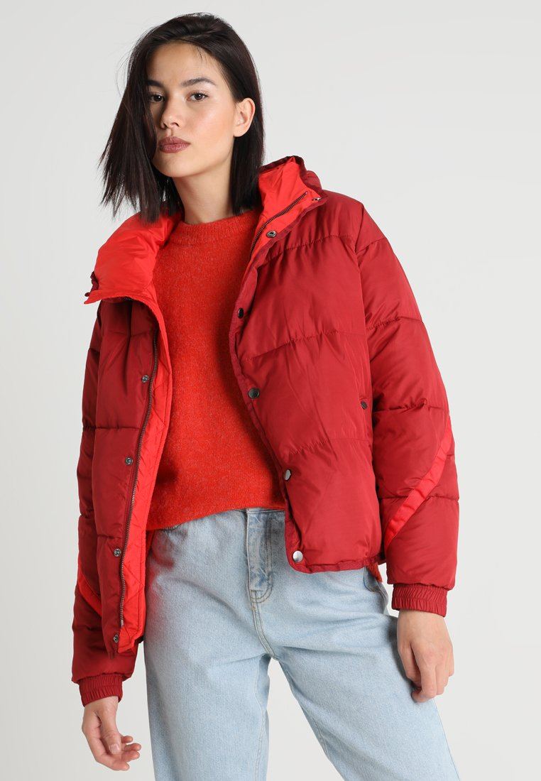 Nümph - EILISH - Winter jacket - red dahlia