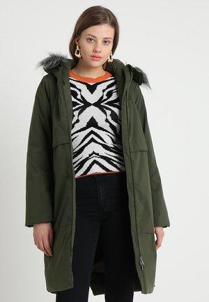 WENDY - Zimní kabát - ivy green