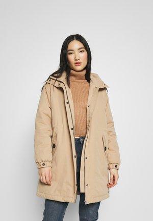 NUANALISA JACKET - Winter coat - tannin