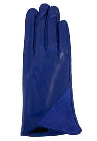 Nümph - NUMOANNA GLOVES - Fingerhandschuh - blue - 1