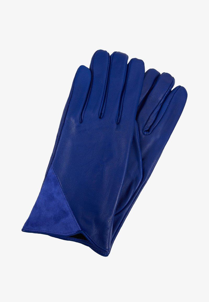 Nümph - NUMOANNA GLOVES - Fingerhandschuh - blue