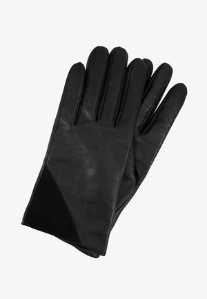 NUMOANNA GLOVES - Handschoenen - caviar