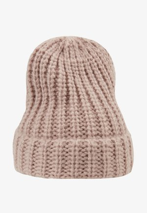NUMILEVA HAT - Beanie - adobe rose