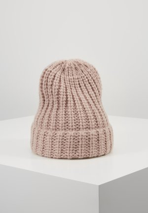 NUMILEVA HAT - Čepice - adobe rose