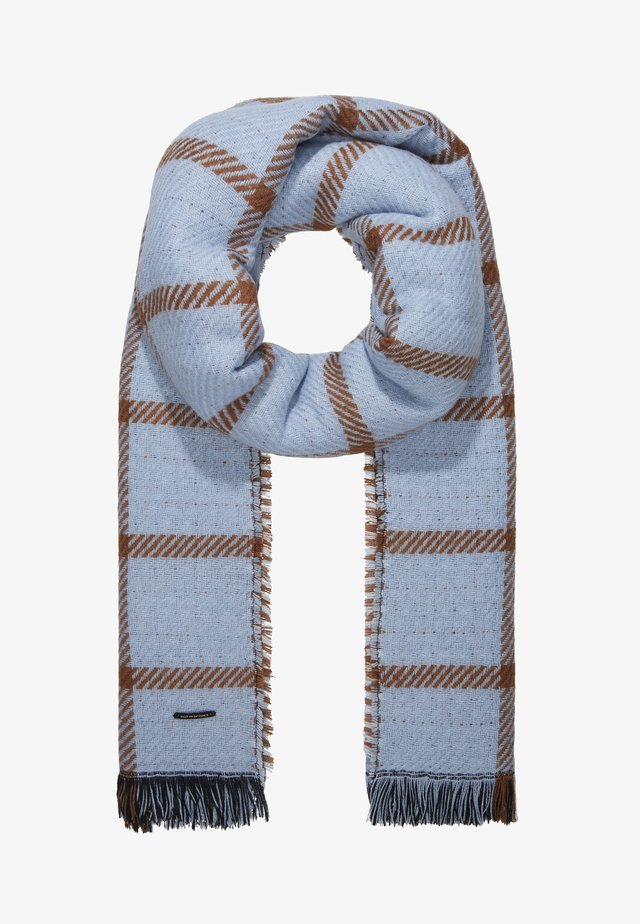 NUMISTELLE SCARF - Scarf - dusty blue