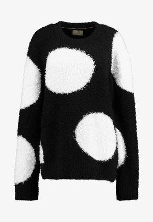 HAMPUS - Sweter - black