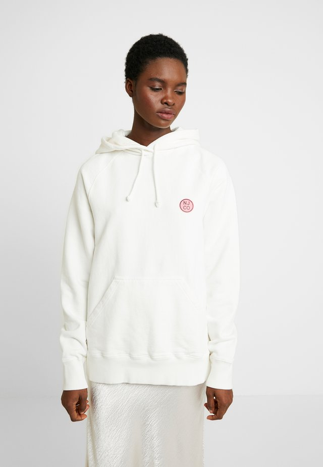MARCUS - Hoodie - offwhite