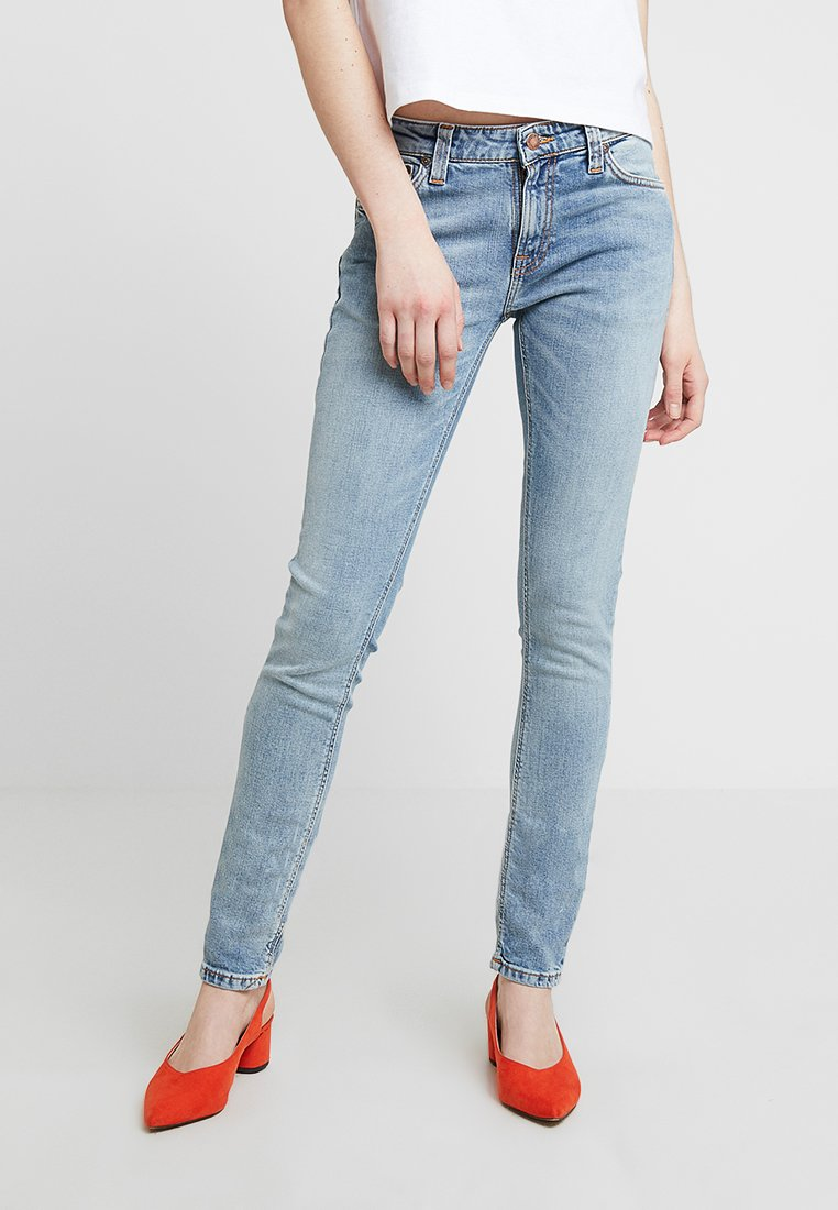 Nudie Jeans - LIN - Jeans Skinny Fit - light blue pwr