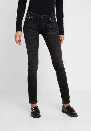 LIN - Jeans Skinny Fit - worn black