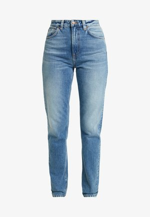 BREEZY BRITT - Jeans relaxed fit - worn stone