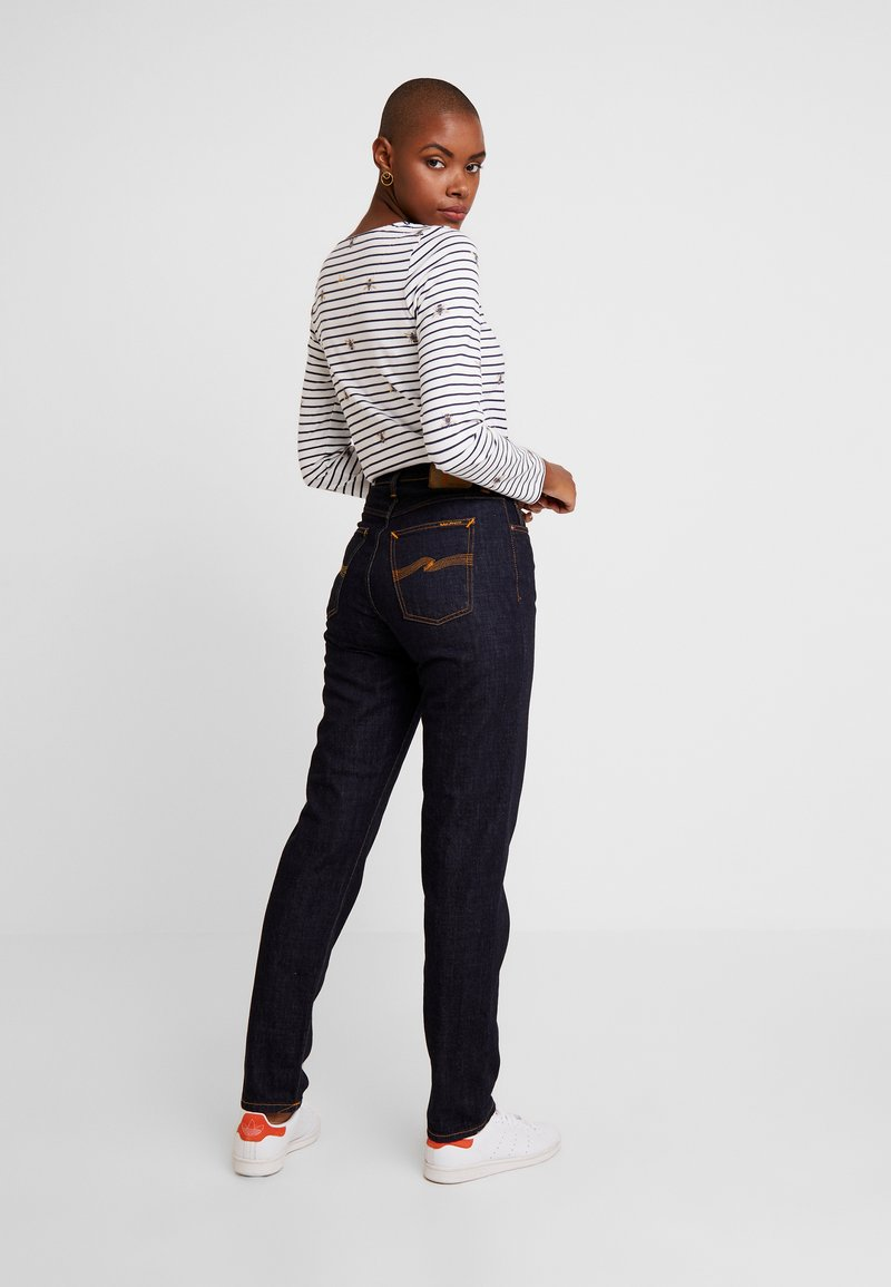 Nudie Jeans - BREEZY BRITT - Jeans relaxed fit - rinsed original