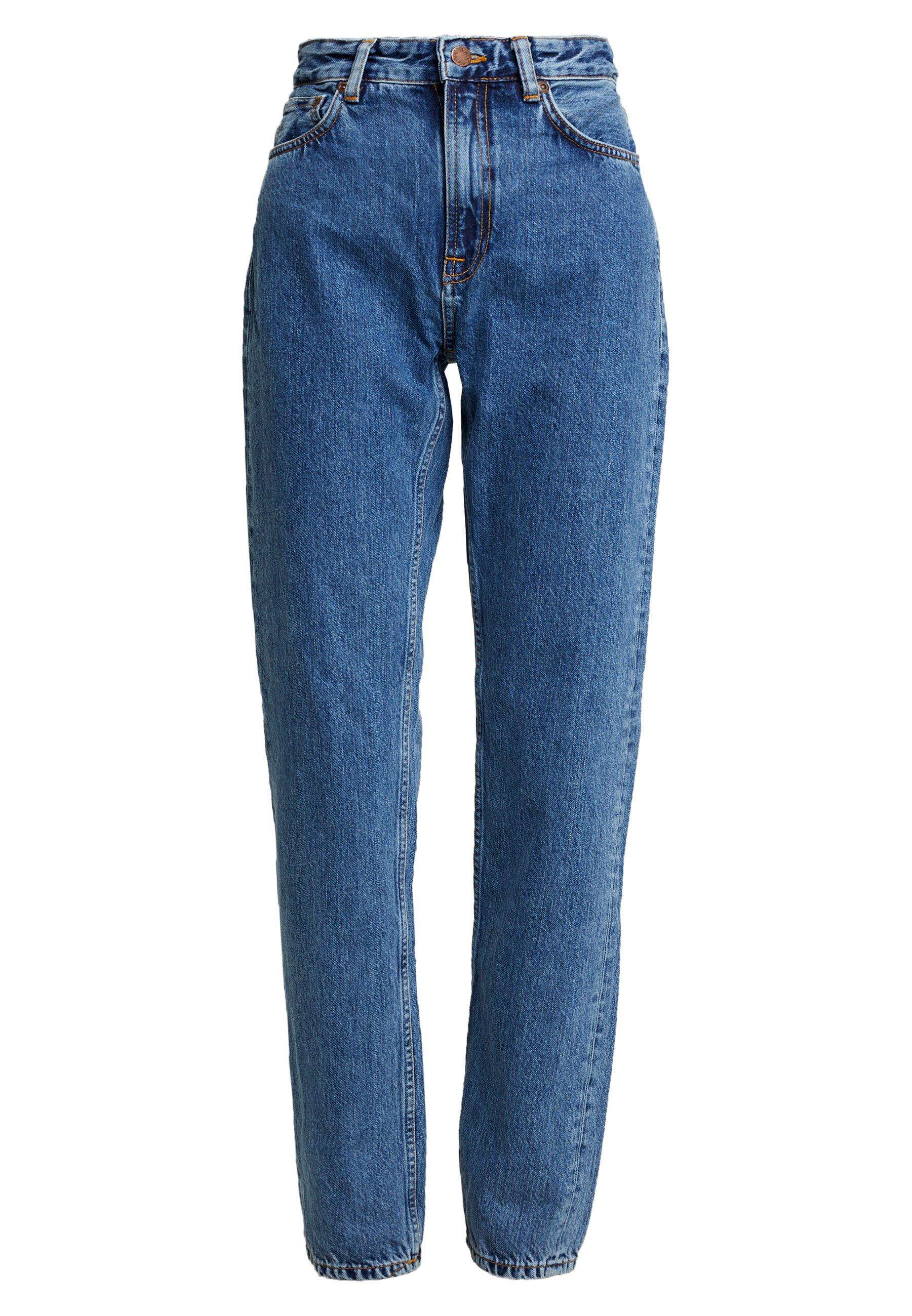 Nudie Jeans Breezy Britt - Straight Leg Tie Dye