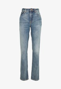 Nudie Jeans - BREEZY BRITT - Straight leg -farkut - springtime - 3