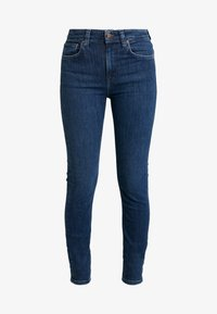 Nudie Jeans - HIGHTOP TILDE - Skinny-Farkut - blue tide - 4
