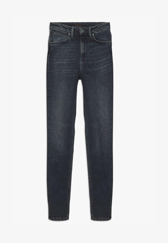 HIGHTOP TILDE - Jeans Skinny Fit - abbot blues