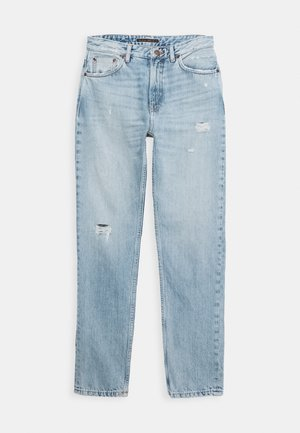 BREEZY BRITT - Relaxed fit jeans - light desert