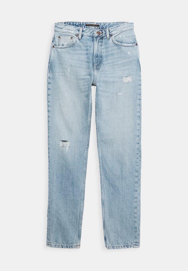 BREEZY BRITT - Jeans Relaxed Fit - light desert
