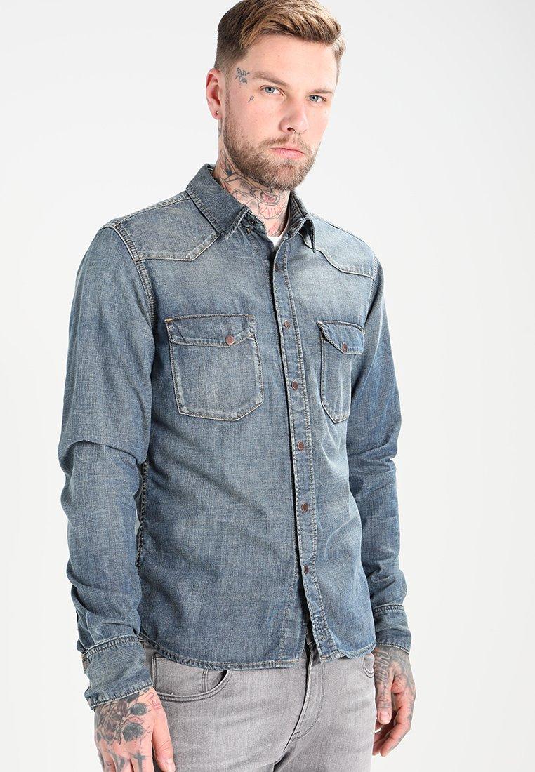 Nudie Jeans - JONIS - Camisa - denim