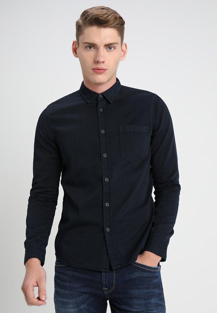 Nudie Jeans - HENRY - Shirt - navy