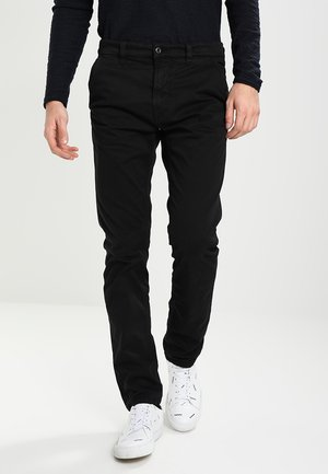 SLIM ADAM - Jeans slim fit - black