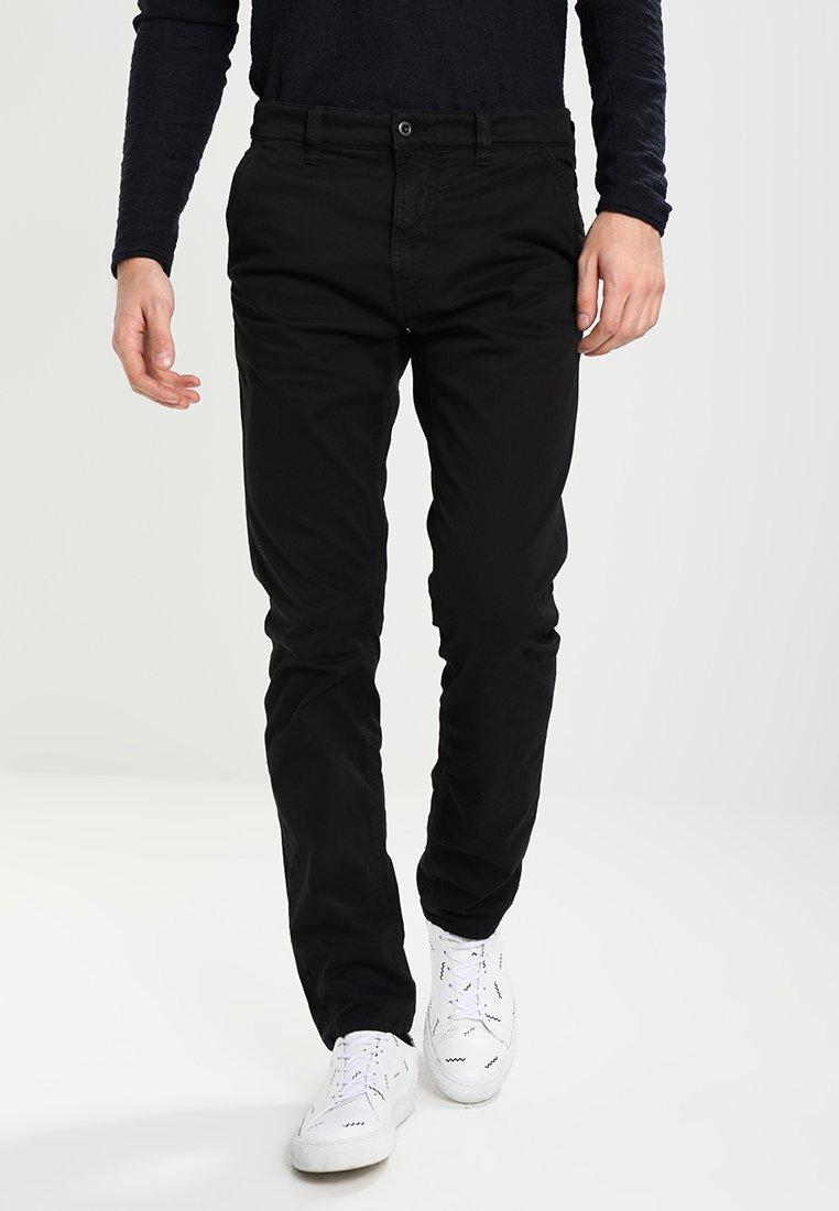 Nudie Jeans - SLIM ADAM - Slim fit jeans - black