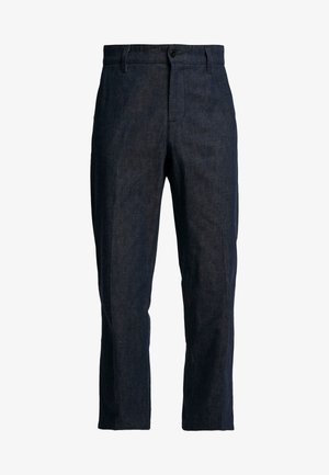LAZY LEO - Straight leg jeans - dry classic slub